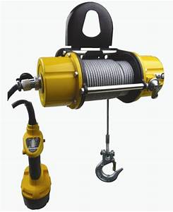 Portable Baby Winch Dw