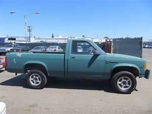 1988 Dodge Dakota Used 3 9l V6 12v Automatic No Reserve