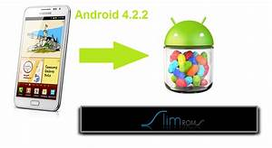 Install Slim Bean Android 4 2 2 Rom On Galaxy Note N7000