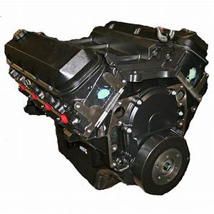 Mercruiser 7 4l 454 Gm Marine Long Block Crate Motor Volvo