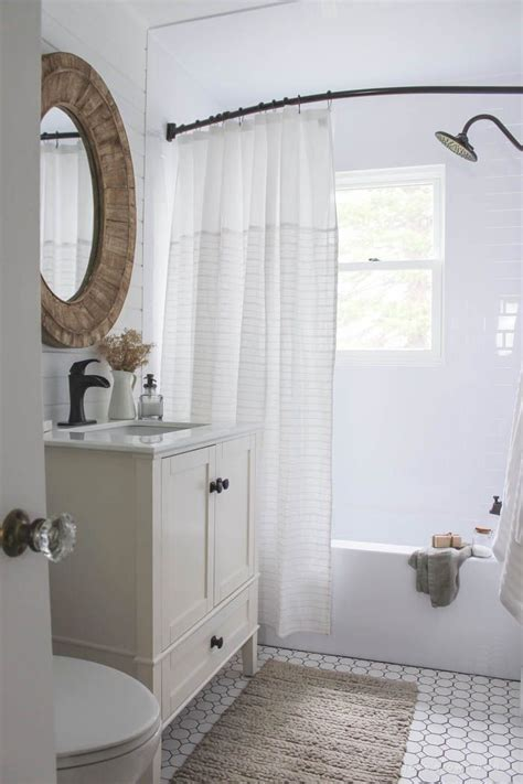 bathroom makeover week   reveal small bathrooms