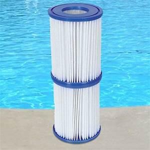 Filter Für Pool : badeinsel shop 6 st ck bestway filter kartuschen f r pool swimmingpool pumpen intex bestway ~ Frokenaadalensverden.com Haus und Dekorationen
