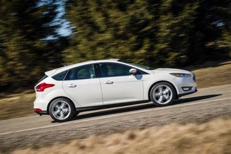 2016 Ford Focus Se Hatchback Review & Ratings