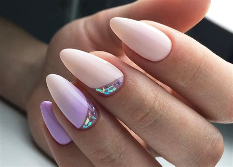 Однотонный маникюр 104 фотоновинки 20202021 модный дизайн ногтей