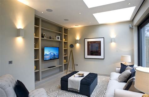 design  trendy fun family room