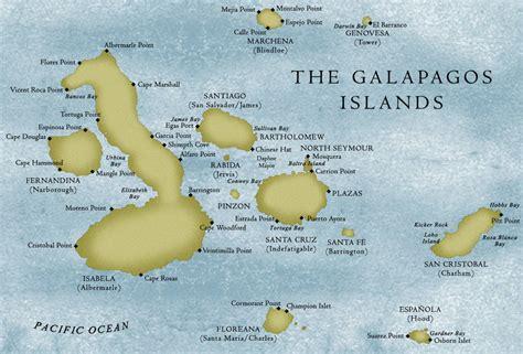 darwin   galapagos islands  annotated guide