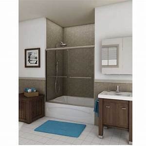 porte bain rona With porte de douche coulissante avec tapis salle de bain grand format