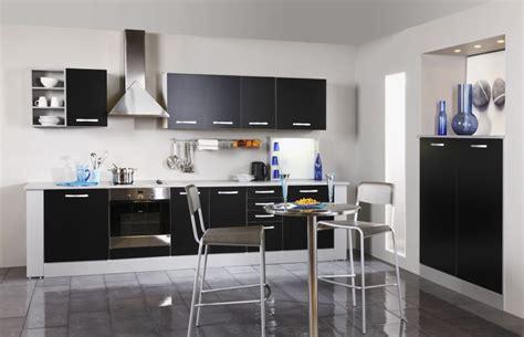 porte meuble de cuisine meuble de cuisine haut cuisine 1 porte noir 40cm u