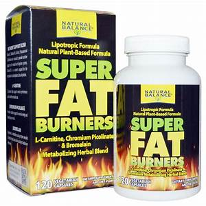 Super Fat Burners  Metabolizing Herbal Blend   U2013 Lipo Natural