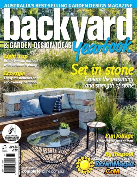 landscape design and garden magazine backyard garden design ideas magazine issue 12 3 187 download pdf magazines magazines commumity
