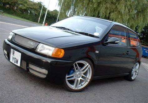 Volkswagen Polo Modification by Scottyboy1800 1996 Volkswagen Polo Specs Photos
