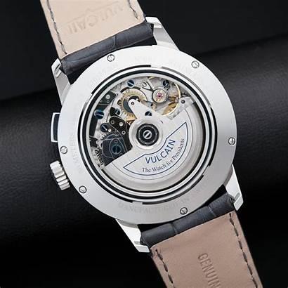 Bn 309l Vulcain 50s President Chronograph Automatic