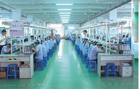 Appliances Not Made In China by Electronic Factory Workers