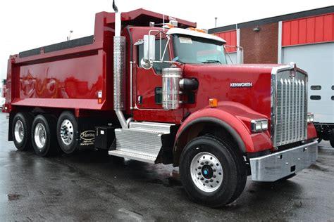 w900b kenworth trucks for sale new 2016 kenworth w900b dump truck for sale 336460