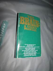 The Brain   A User U0026 39 S Manual By Diagram Group  1983