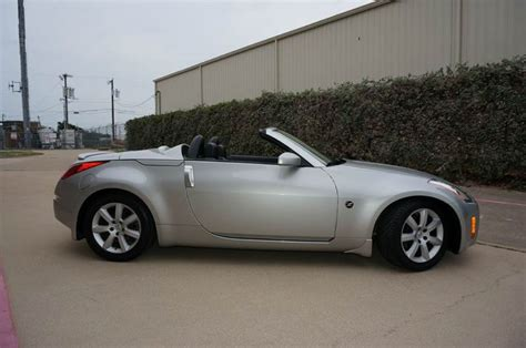 2005 Nissan 350z Grand Touring 2dr Roadster In Grand