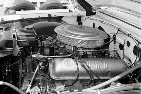 ford engine  ci hp macs motor city garage