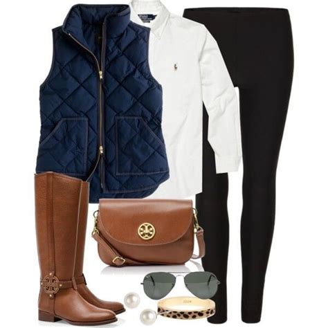 Cute Fall Vest Outfit Ideas Every Girl Should Try Trusper