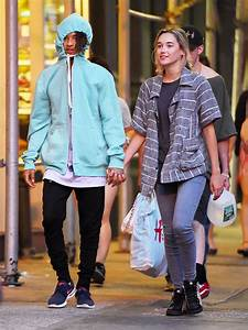 [PIC] Jaden Smith's New Girlfriend? He Holds Hands With ...