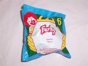 1998 McDonalds FURBY Happy Meal Toy Figure #6 NEW NIP | eBay