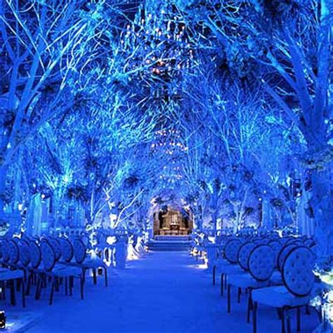 wedding pow winter wonderland wedding theme