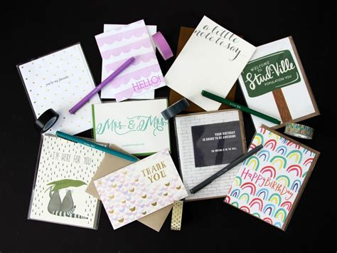 put   letter writing kit diy network blog
