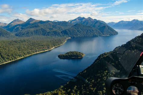Jet Boat Lake Hauroko by Wairaurahiri Jet Lake Hauroko Wairauahiri River