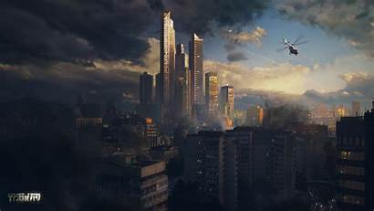 Tarkov Escape Wallpapers Desktop Background Pc Doxy