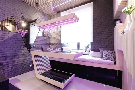 deco chambre moderne design what color goes with purple for home decoration 18