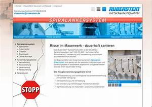 Risse Mauerwerk Sanieren : risse im mauerwerk sanieren ~ Eleganceandgraceweddings.com Haus und Dekorationen