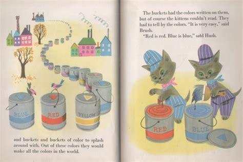 color kittens kathleenw deady children s author golden books