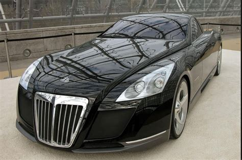 Maybach Car : New Maybach Designs