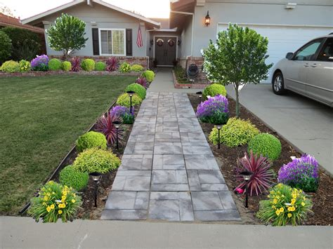 Amazing Front Yard Landscape Ideas With