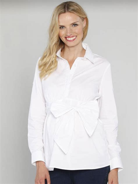 maternity blouses white maternity blouse by maternity
