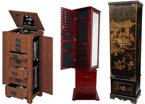 Jewelry Storage Armoire