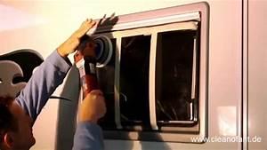 Polieren Mit Poliermaschine : politur der fenster bei wohnwagen und wohnmobil mit der ~ Michelbontemps.com Haus und Dekorationen