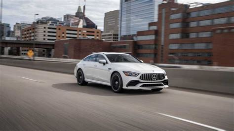View inventory and schedule a test drive. 2021 Mercedes-AMG GT43 four-door coupe - 5043635