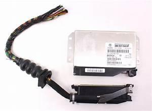 Tcm Tcu Transmission Computer  U0026 Pigtail 2005 Vw Passat Tdi