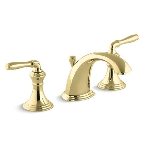 Bathroom Sink  Kohler Gold Bathroom Fixtures Gold Orleans