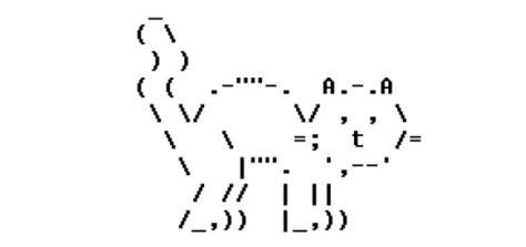 5 Ascii Art Generators To Create Ascii Text Art