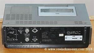 Vintage Vhs Video Recorders  The Jvc Hr