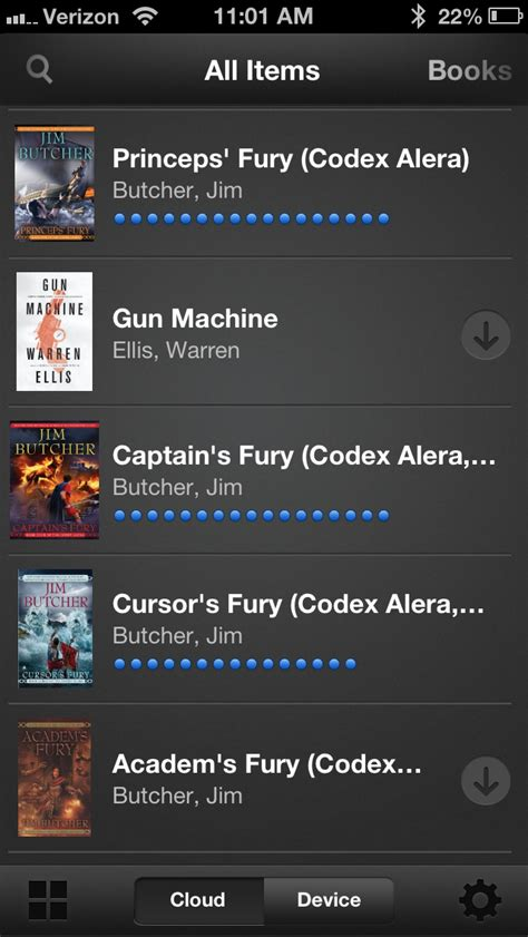 kindle app for iphone kindle for ios gets facelift after read
