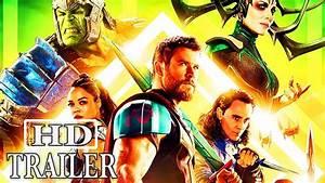 Thor, Ragnarok, -, Hulk, Fight, Scene, -, Superhero, Film, -, 2017, -, Chefhawk