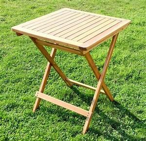 Tisch 40 X 60 : klapptisch holztisch gartentisch garten tisch mexico 60x60 holz akazie w teak ~ Bigdaddyawards.com Haus und Dekorationen