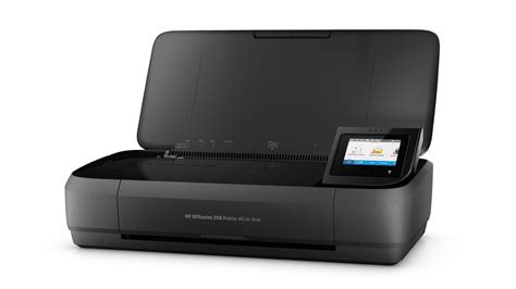 hp officejet 250 review a truly portable multi function printer expert reviews