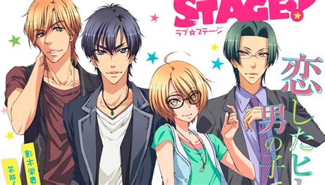 Of the 111823 characters on anime characters database, 11 are from the anime love stage!!. ♥ Los animes de Lilly ♥: Love Stage!!