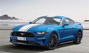 2020 Ford Mustang Saleen - Price Msrp