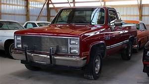 1986 Gmc High Sierra Shortbed Pickup 454 Big