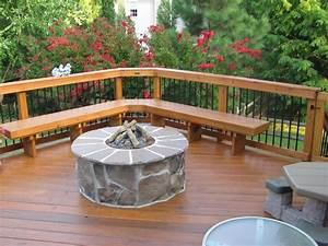 Backyard Deck Ideas Front Yard Decorating Great Deck Idea Sunset Awesome Idea Easy And Smart Deck Designs