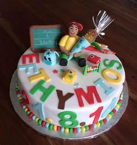Torte Für Einschulung : torte zur einschulung sweet cakes for friends pinterest cake sweet cakes and fondant cakes ~ Frokenaadalensverden.com Haus und Dekorationen